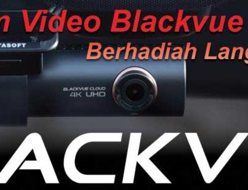 Kirim Video Blackvue – Berhadiah Langsung